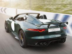Jaguar F-Type Project 7.11