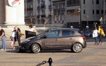 Opel corsa 2015.4