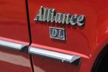 Renault Alliance 014
