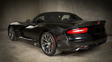 Dodge Viper SRT Prefix Medusa