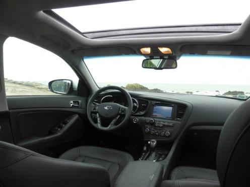 Kia Optima Hybrid 08