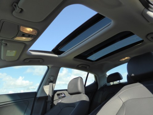 Kia Optima Hybrid 11