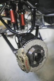 Peugeot 2008 DKR - Detail
