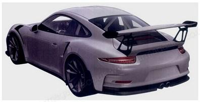 Porsche 911 GT3 RS 2015.2