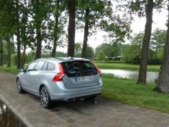 Volvo V60 D6 AWD Plug-in Hybrid 28