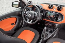 smart forfour, BR W453, 2014
