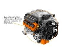 Dodge Charger SRT Hellcat 2015
