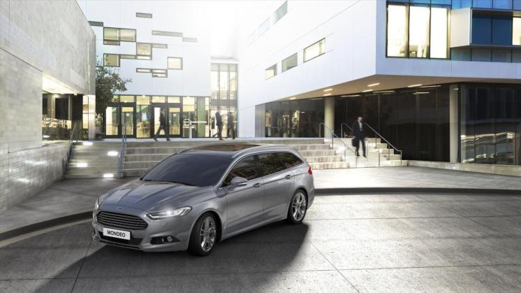 Ford Mondeo SW 2015