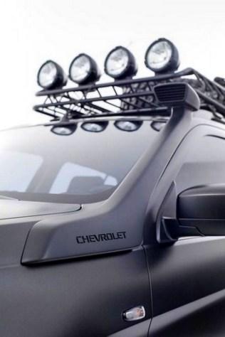 Teaser Chevrolet Niva 2016