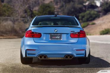 BMW M3 Morr Wheels