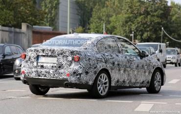BMW Serie1 Sedan
