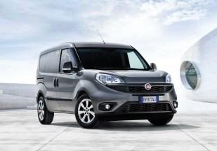 Fiat Doblo restylé 2015.5
