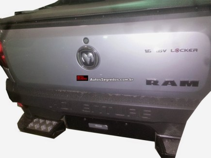 La Fiat Strada devient RAM 750