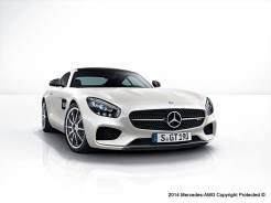 Mercedes Benz-AMG GT