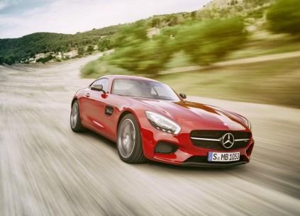 Mercedes benz AMG GT.15
