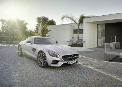 Mercedes benz AMG GT.16