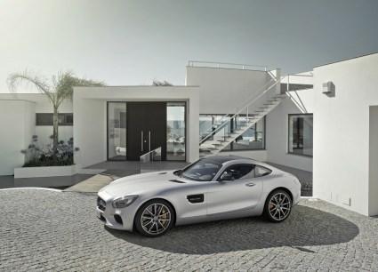 Mercedes benz AMG GT.17