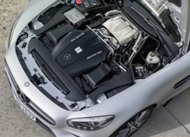 Mercedes benz AMG GT.202