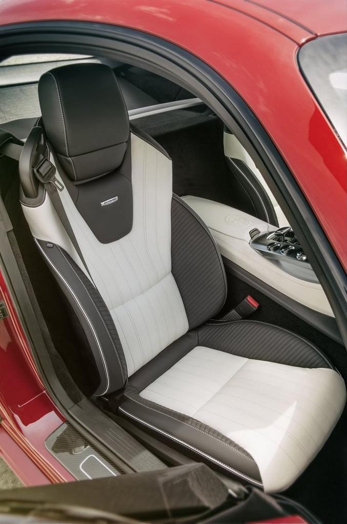 Mercedes benz AMG GT.205