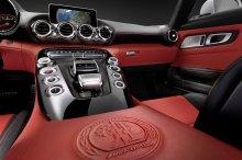 Mercedes benz AMG GT.206