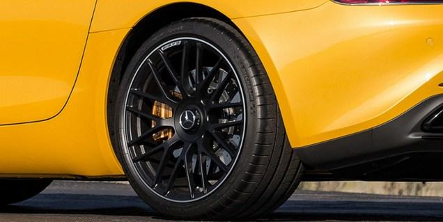 Mercedes benz AMG GT.218