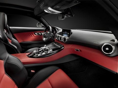 Mercedes benz AMG GT.222