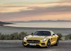 Mercedes benz AMG GT.4