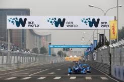 formula E GP de Pekin 2014