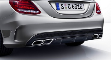 mercedes-benz Classe C63 AMG First Edition.3