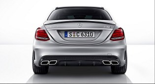 mercedes-benz Classe C63 AMG First Edition.4