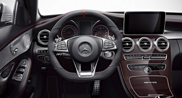 mercedes-benz Classe C63 AMG First Edition