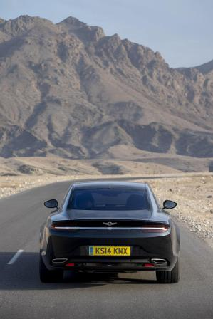Aston Martin Lagonda 2015 à Oman.6