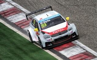 Citroën champion WTCC 2014.8