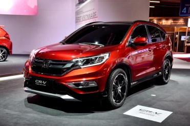 Honda CRV restylé.1