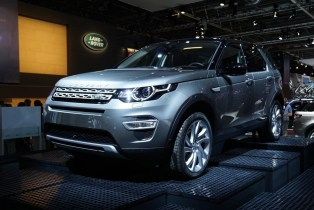Land Rover Discovery Sport .7