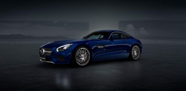 Mercedes AMG GT S.5