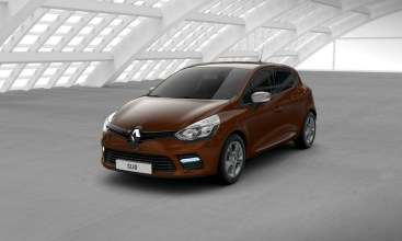 Renault CLIO dCi 75 Zen GT Line brun ardent