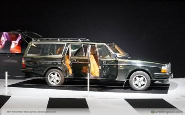Volvo 240 Turbo break de JL Dumas PDG d'hermes