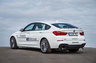 BMW Serie 5 GT Power eDrive