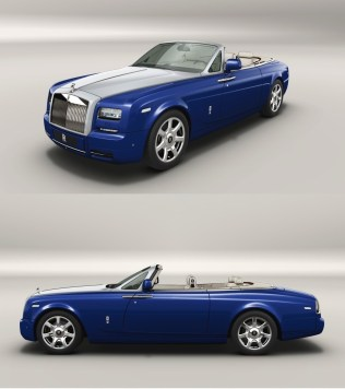 Bentley Grand Convertible concept vs Rolls Royce Drophead Coupé