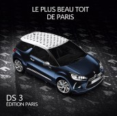 DS3 Les toits de Paris