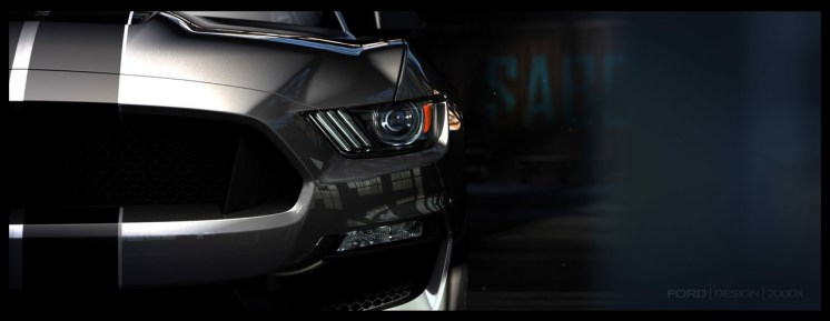 Ford Mustang ShelbyGT350.1
