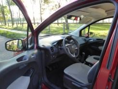 essai ford tourneo courier a d m nage blog automobile. Black Bedroom Furniture Sets. Home Design Ideas