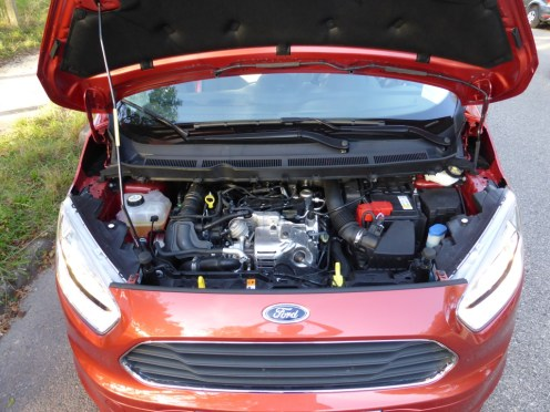 Ford Tourneo Courier 17