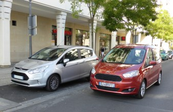 Ford Tourneo Courier 20
