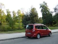 Ford Tourneo Courier 24