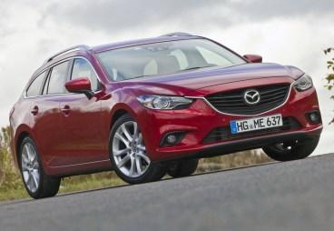 Mazda 6 ou Atenza 2014.1