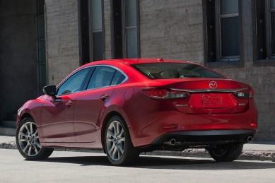 Mazda 6 ou Atenza 2014.3