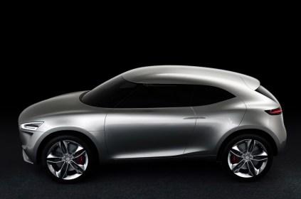 Mercedes Benz GCode Concept