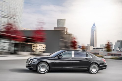 Mercedes - Maybach S600 (18)
